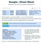 google-plus-cheat-sheet
