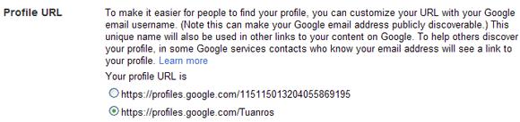 google-profile-url