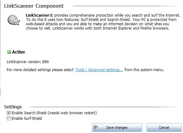 linkscanner-avg-component