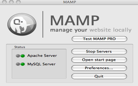 MAMP-Application-Window