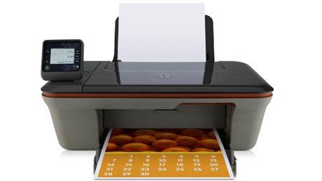 Hewlett-Packard-3050A-Wireless-Printer