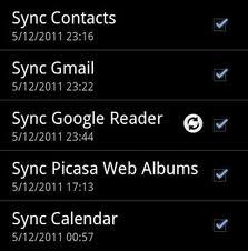 android-sync-picasa