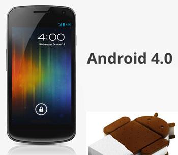Android_4.0 Nexus