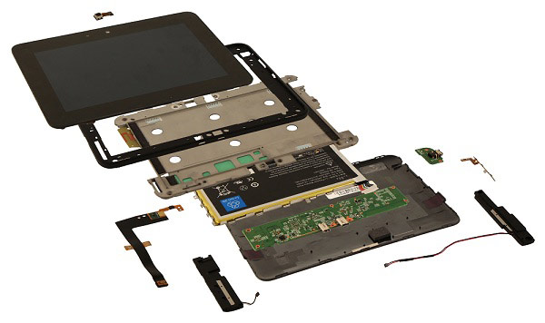 Amazon-Kindle-HD-teardown
