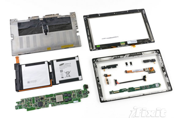 surface-teardown