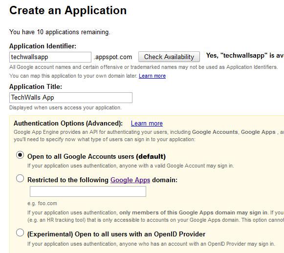 tips daftar google apps dengan gratis