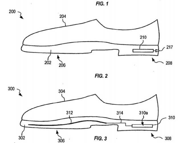 apple smart shoes