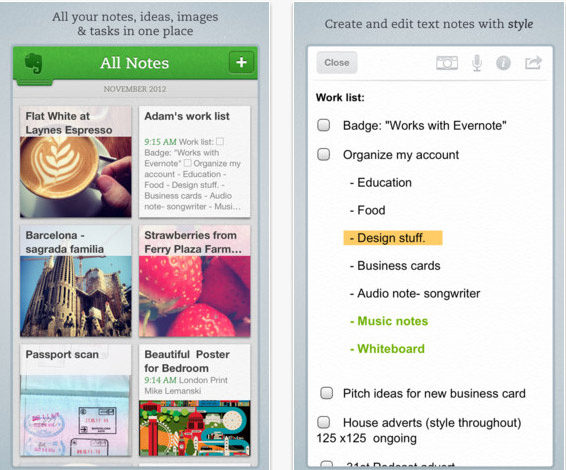 5 iOS Apps to Help You Begin a Journal