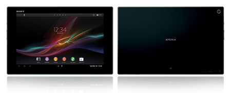 sony-xperia-tablet-z-front
