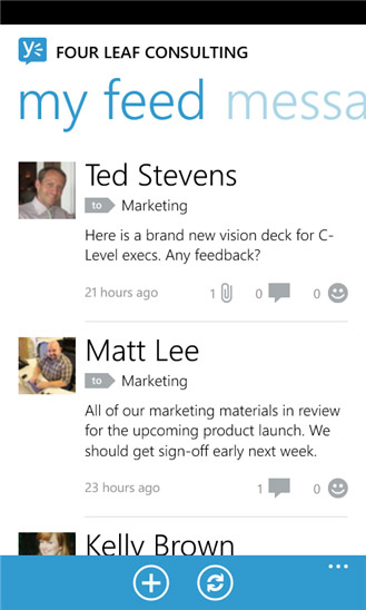 yammer-windows-phone