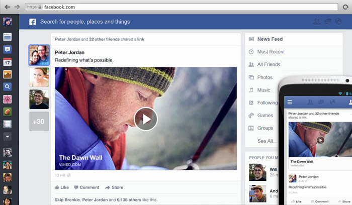 facebook-new-design