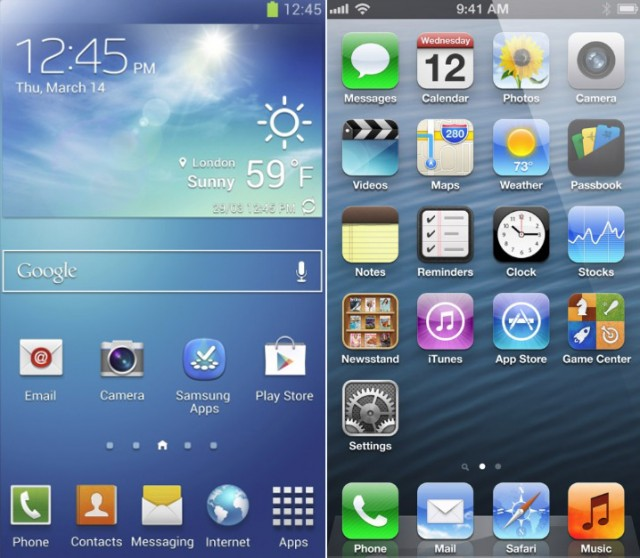 galaxy-s4-iphone-5-home-screen