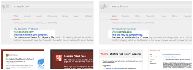 google-webmaster-hacked-sites
