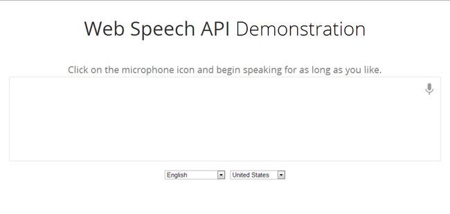 web-speech