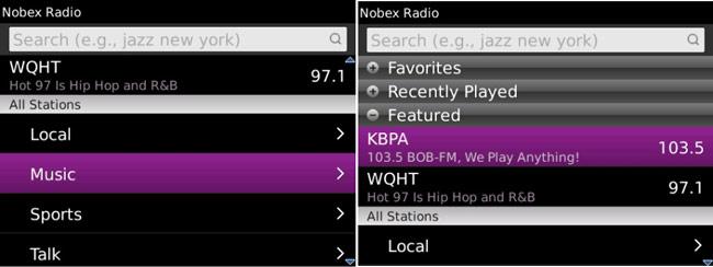 nobex-radio