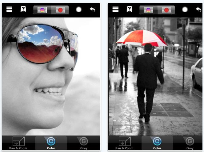 ColorSplash-app