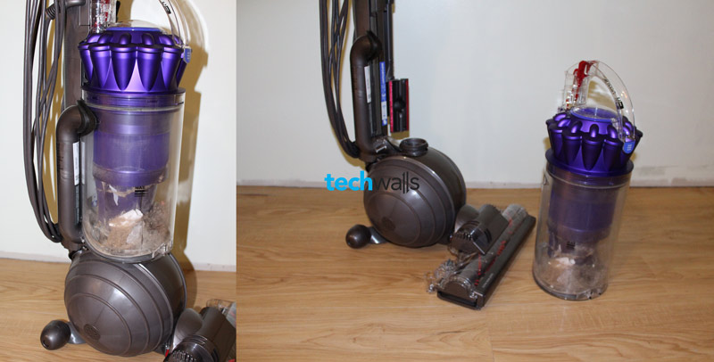 Dyson Dc41 Animal Upright Vacuum Cleaner Review