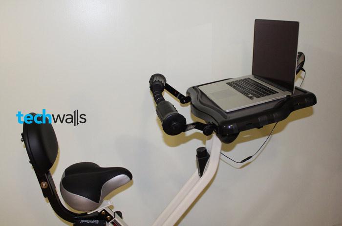 FitDesk v2 0 Desk Exercise Bike Review
