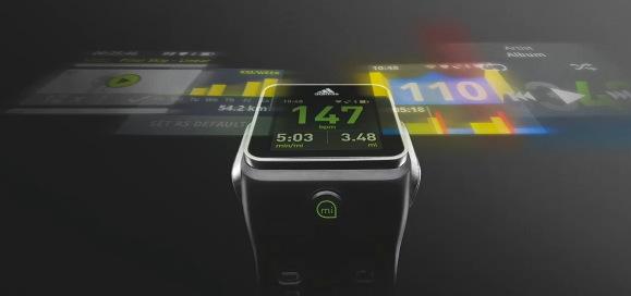 Adidas-Smartwatch
