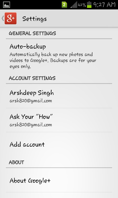 to update google photo backup how to set continuous backup