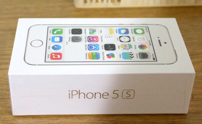 Iphone S Sealed Box