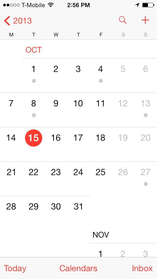 how to put birthdays on iphone calendar