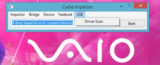 Root any Android Device with Cydia Impactor