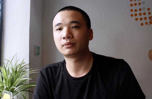 Dong Nguyen (Credit: STR/AFP/Getty Images)