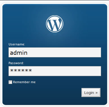 wordpress-compromise