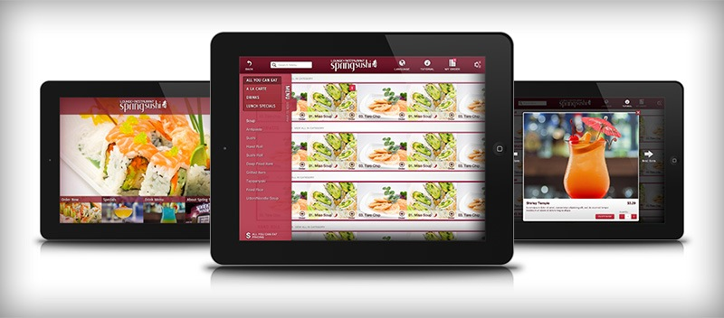 iPad-Restaurant-Menu
