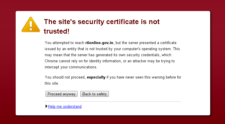 digital certificates can they be trusted