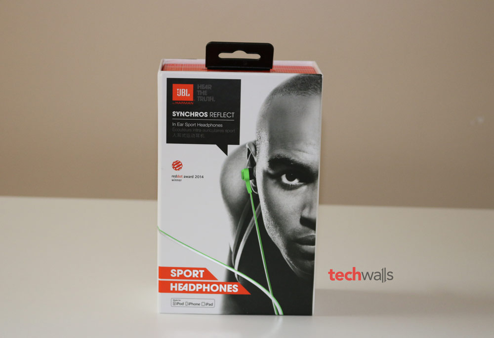 7f6bab10dc5 JBL Synchros Reflect In-ear Sport Headphones Review