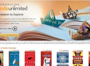 Amazon: All-You-Can-Consume Kindle Reading with Kindle Unlimited