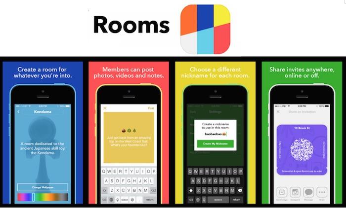 Facebook-room