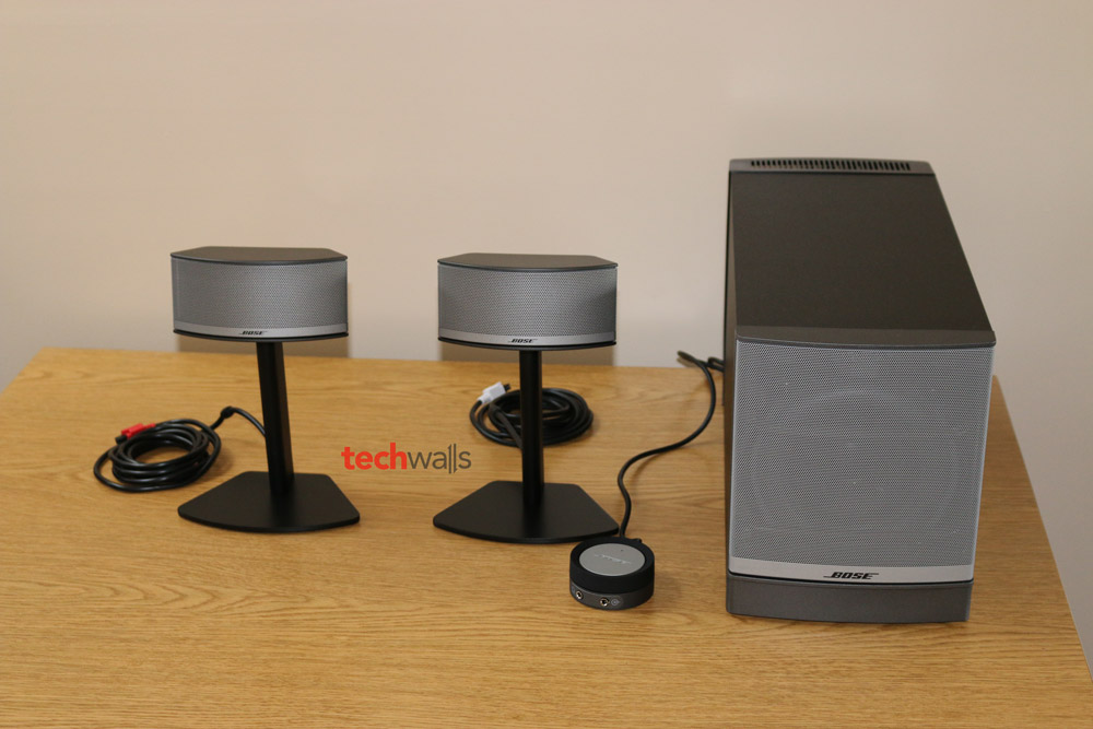 bose companion 5 review the best speaker system for desktop computers. Black Bedroom Furniture Sets. Home Design Ideas