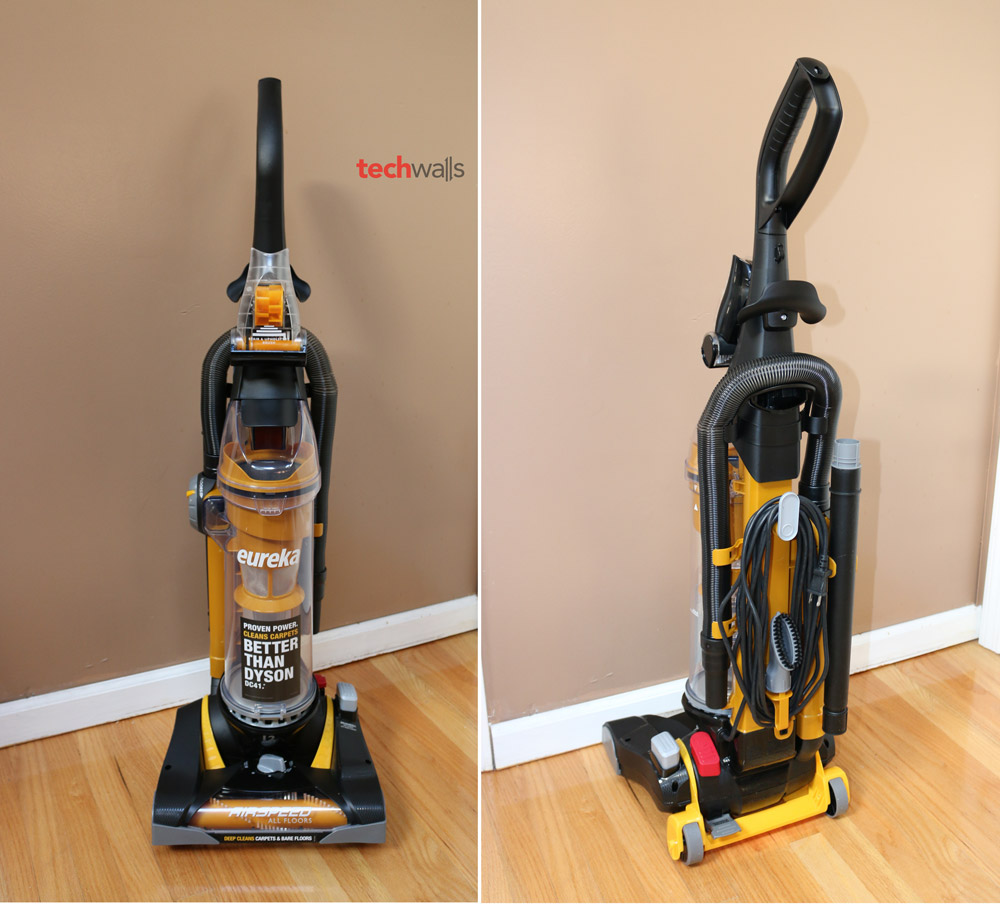 Eureka airspeed all floors as3011a upright vacuum review for All floors