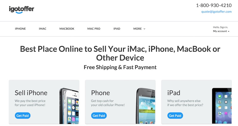 Best Place To Sell Your Iphone For Cash