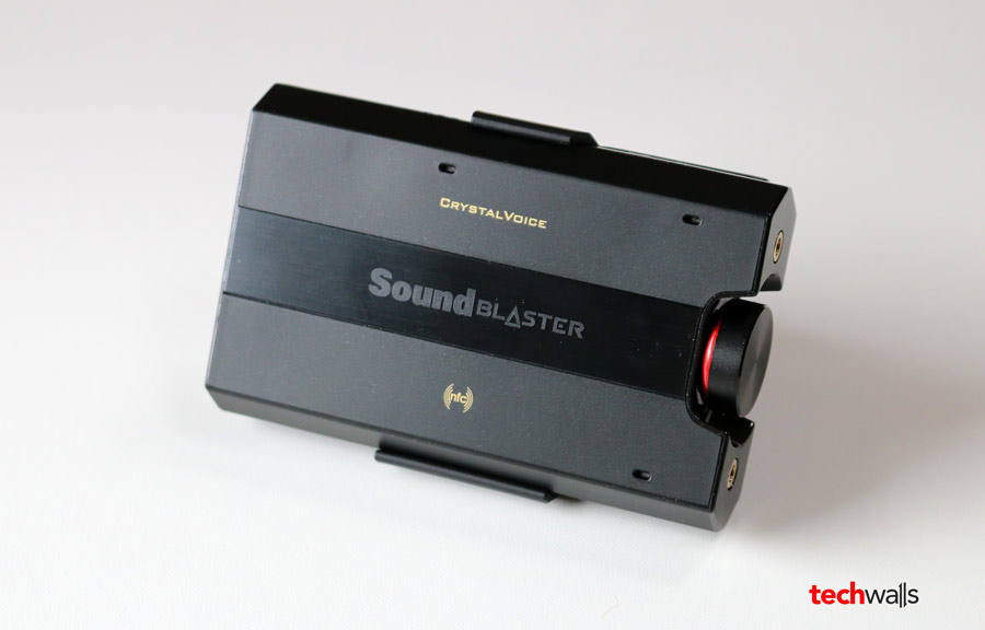 Creative Sound Blaster E5 USB DAC and Headphone Amplifier Review