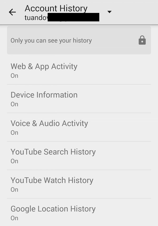 android-tracking