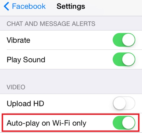 Don t want to completely disable the auto play feature