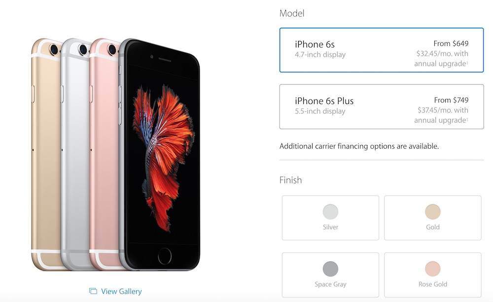 buy iphone 6s how to buy unlocked iphone 6s and 6s plus in the us 10321