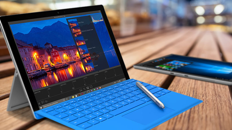 Surface Pro 4 vs iPad Pro - Which One Can Replace your Laptop?