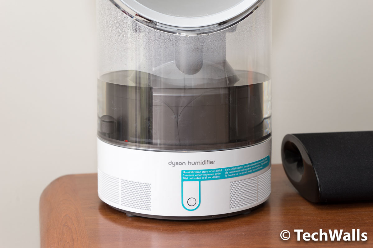 Dyson Am10 Hygienic Mist Ultrasonic Humidifier Review