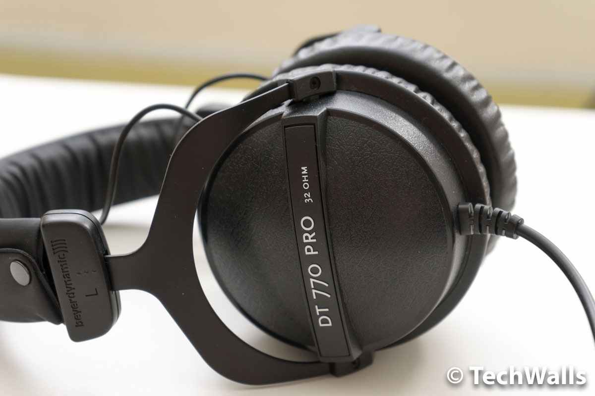 beyerdynamic dt 770 pro 32 ohm headphones review cheap audiophile grade headphones. Black Bedroom Furniture Sets. Home Design Ideas