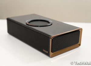 Creative iRoar Intelligent Bluetooth Speaker Review – Great Sound but Not that Smart