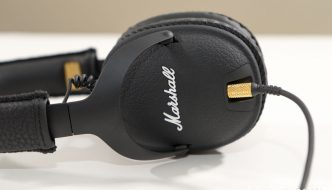 Marshall Monitor Headphones Review – The Smallest Over-Ear Headphones?