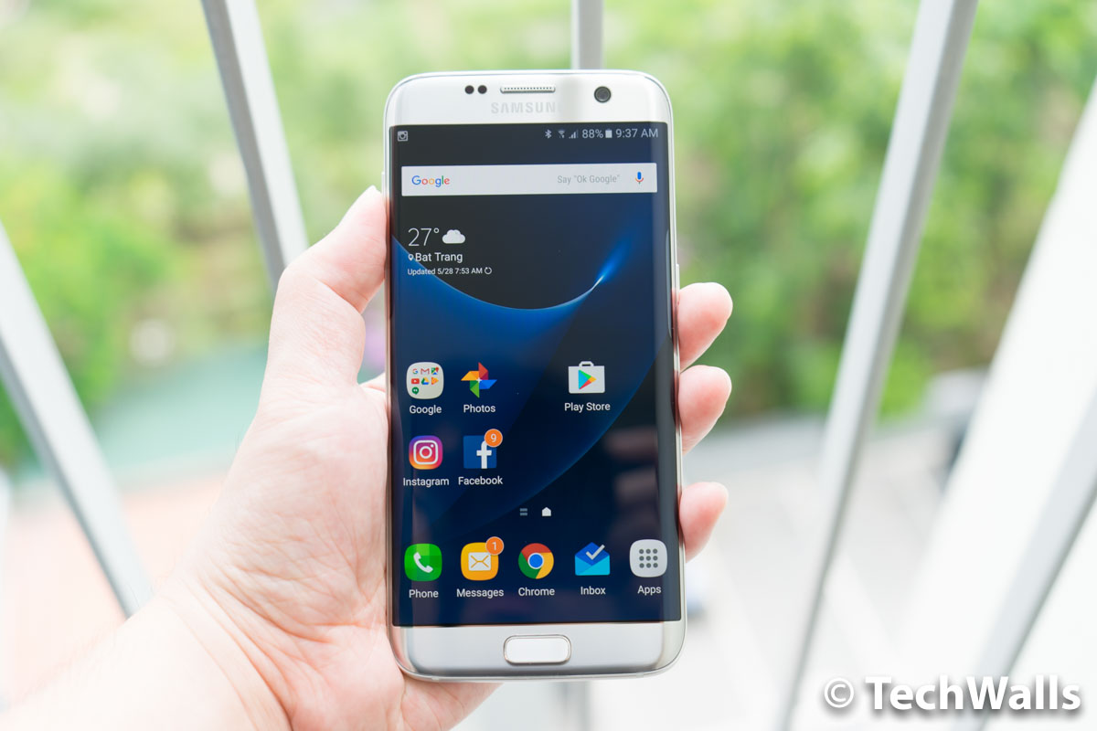 Samsung Galaxy S7 Edge SM-G935F Review - 3 Months Later