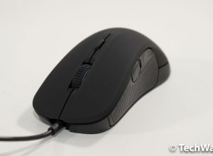 SteelSeries Rival 300 Optical Gaming Mouse Review