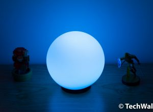 ENHANCE Color-Changing Mood Light Review