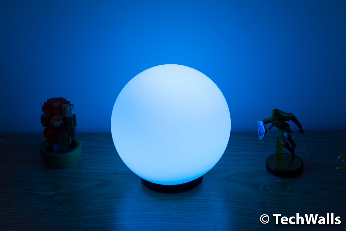 enhance color changing mood light review